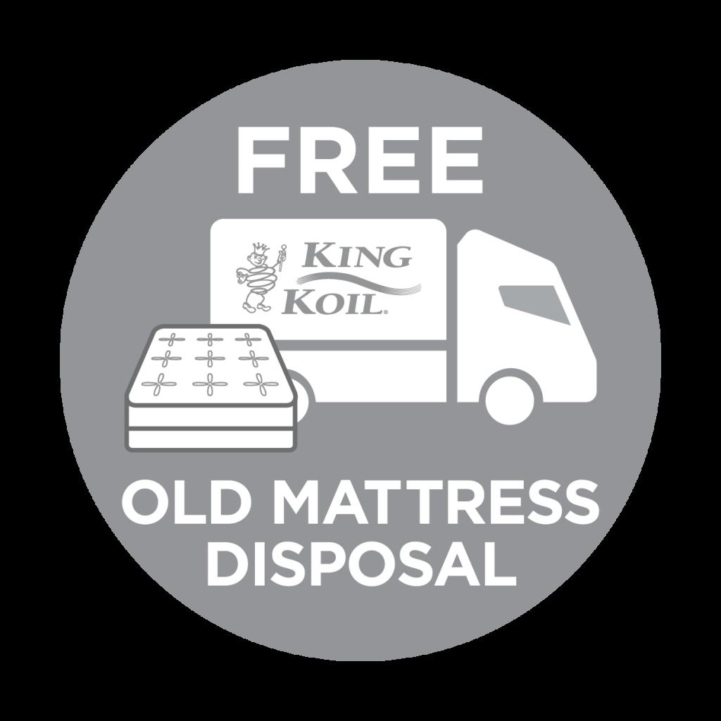 Free Old Mattress Disposal